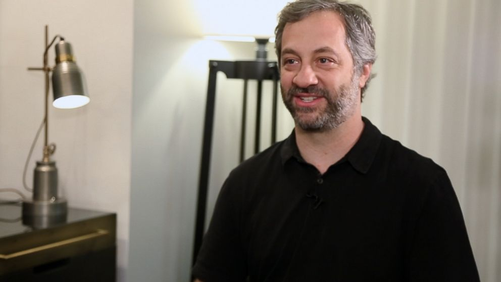Judd Apatow reveals secrets about his family and career