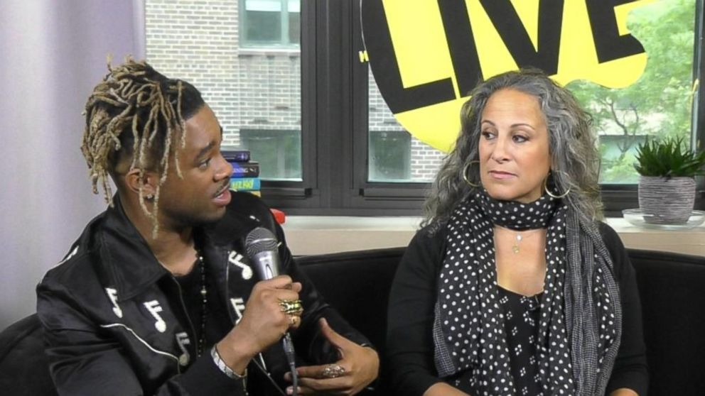 VIDEO: Elijah Blake and Gina Belafonte on activism and music