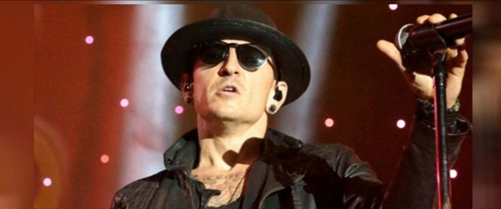 Chester Bennington's body was found this morning.