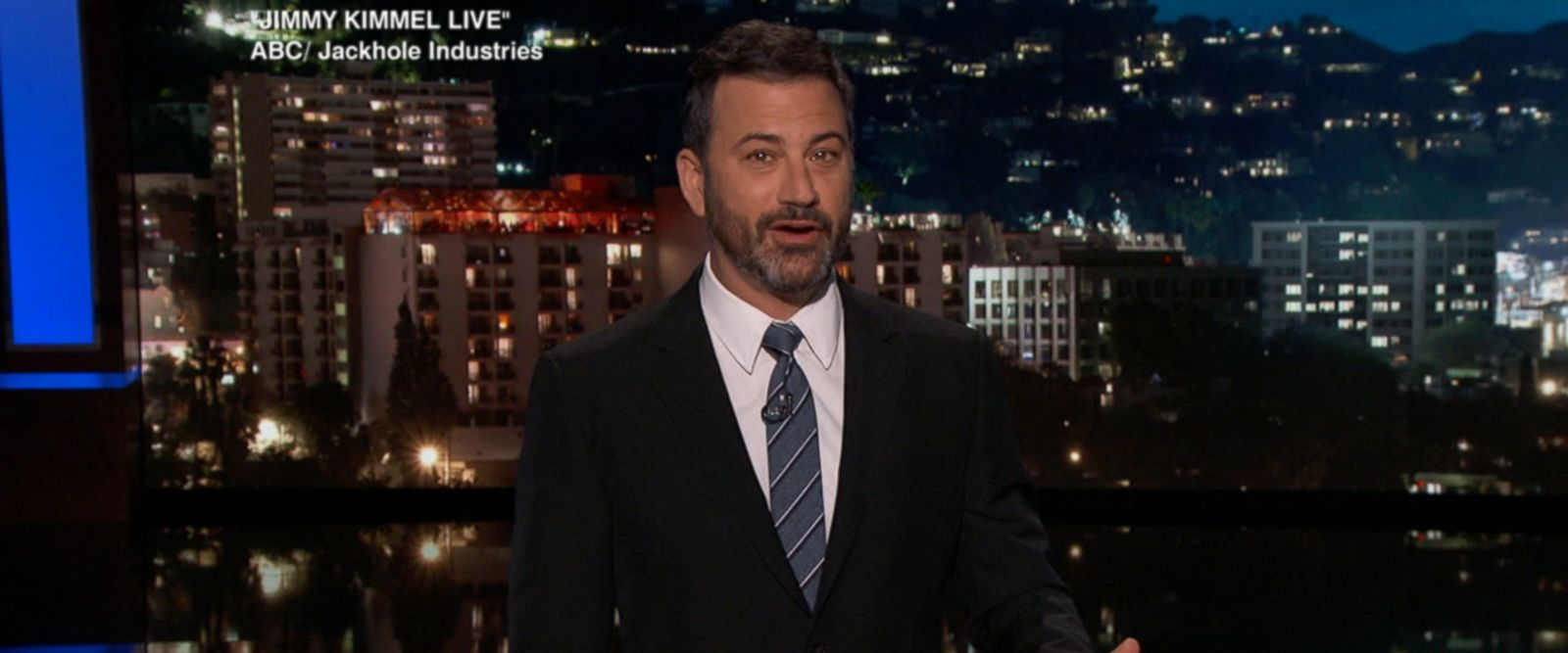 VIDEO: Jimmy Kimmel slams senator for lying about new health care bill.