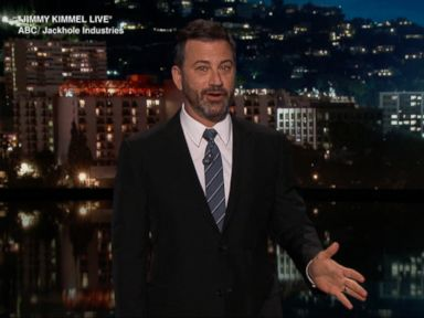 WATCH:  Jimmy Kimmel slams senator for lying about new health care bill