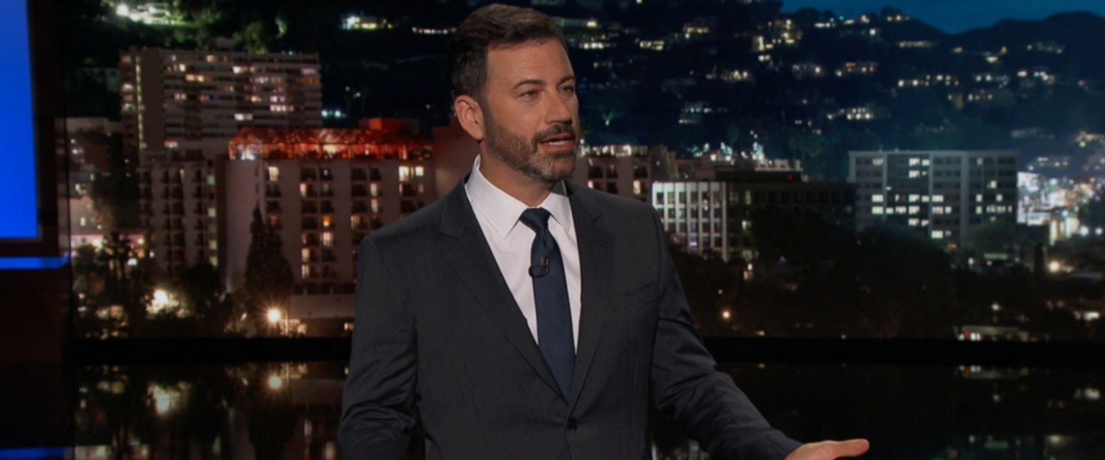 VIDEO: Jimmy Kimmel's war of words with Republican leaders over the party's latest proposed health care legislation continued Thursday night.