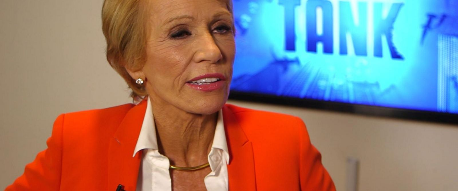 VIDEO: Barbara Corcoran discusses her time on 'Dancing With the Stars'