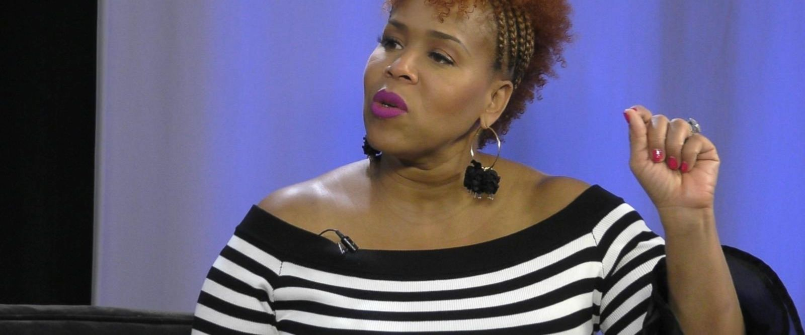 VIDEO: Gospel singer Tina Campbell on supporting Trump
