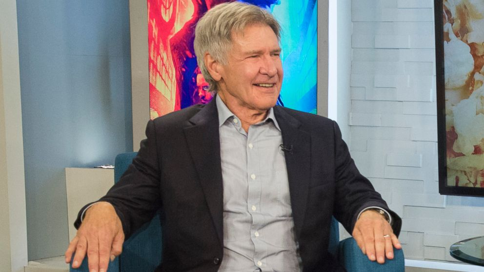 VIDEO: Harrison Ford sings Sinatras One For My Baby
