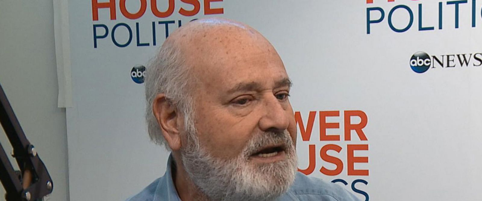 VIDEO: Powerhouse Politics: Director Rob Reiner on his new film, 'LBJ'