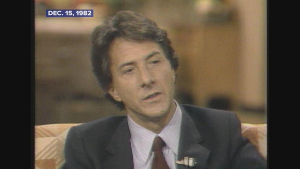 15, 1982: Dustin Hoffman talks about 'The Graduate'