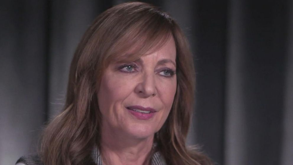 VIDEO: Tonya Harding on Allison Janneys portrayal of her mother in I, Tonya