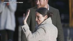 Markle, 36, has worn her long hair in a bun at two official appearances with Prince Harry.