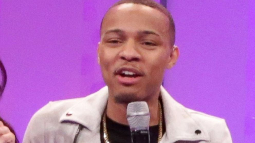 "PHOTO: Bow Wow appears on ""106 & Park"" at BET studio on March 25, 2014 in New York City."