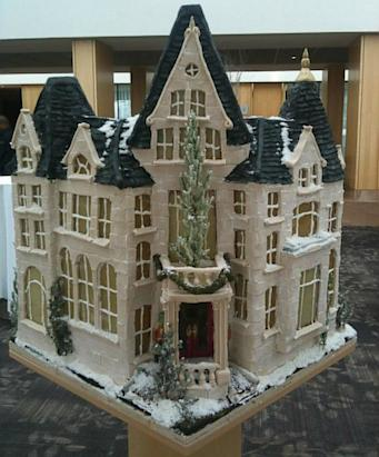 Canada's National Gingerbread Showcase 2012