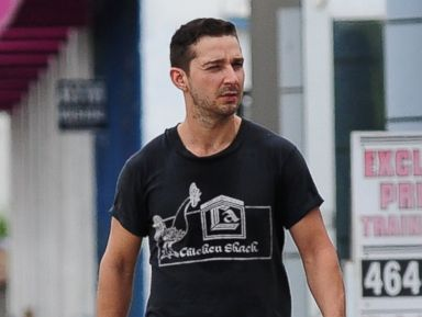 Shia LaBeouf 'Receiving Treatment for Alcohol Addiction' After Arrest
