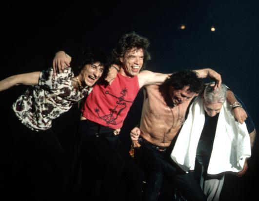 The Rolling Stones Through the Years