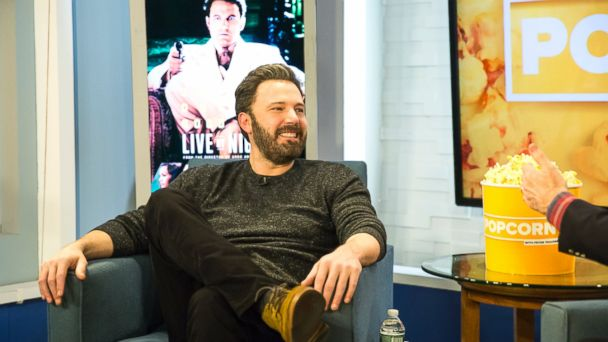 PHOTO: Ben Affleck at the ABC Studios in New York City, Dec. 13, 2016.
