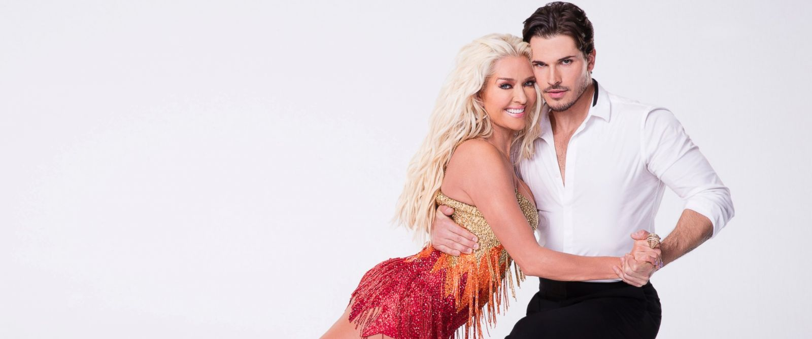 """PHOTO: Erika Jaynewill compete with pro Gleb Savchenko on the new season of """"Dancing With the Stars."""""""