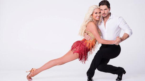 PHOTO: Erika Jaynewill compete with pro Gleb Savchenko on the new season of