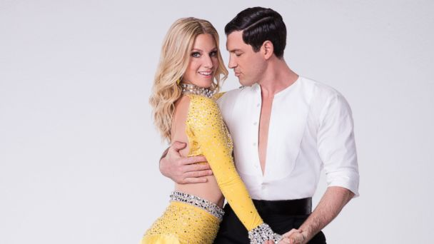 PHOTO: Heather Morris will compete with pro Maksim Chmerkovskiy on the new season of