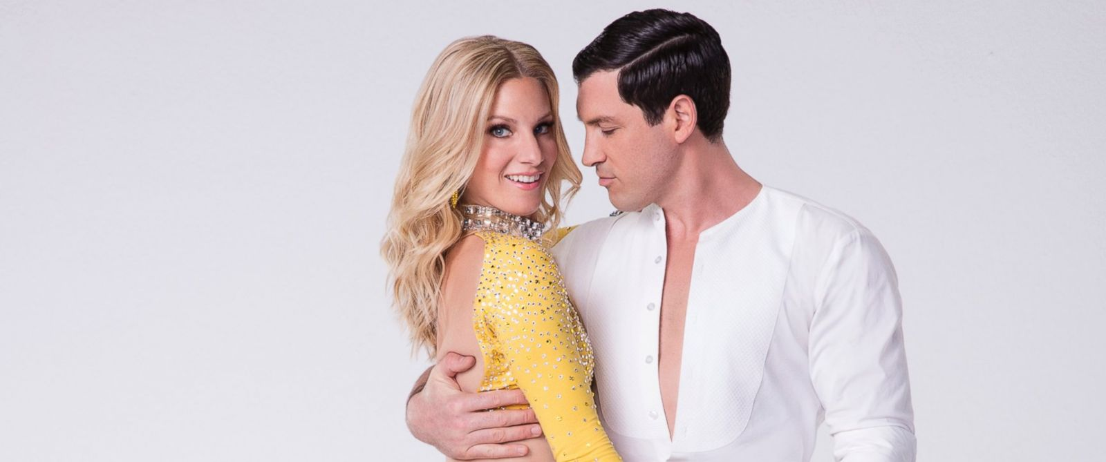 """PHOTO: Heather Morris will compete with pro Maksim Chmerkovskiy on the new season of """"Dancing With the Stars."""""""