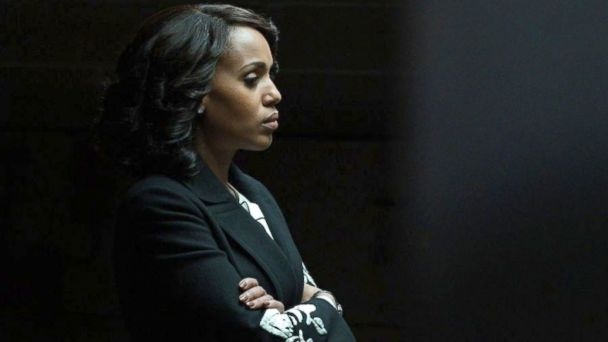 PHOTO: As the clock ticks down to the inauguration of the first female President of the United States, Olivia, played by Kerry Washington, takes a big risk to ensure Mellie's safety, on