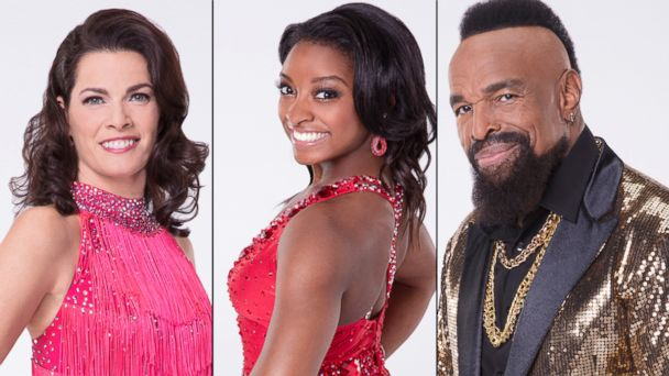 PHOTO: Nancy Kerrigan, Simone Biles and Mr. T will compete on the new season of