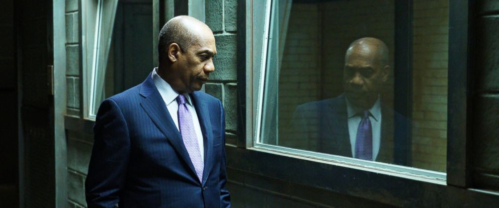 "PHOTO: Joe Morton in a scene from the series ""Scandal,"" airing on May 18, 2017, on the ABC Television Network."