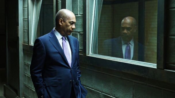 PHOTO: Joe Morton in a scene from the series