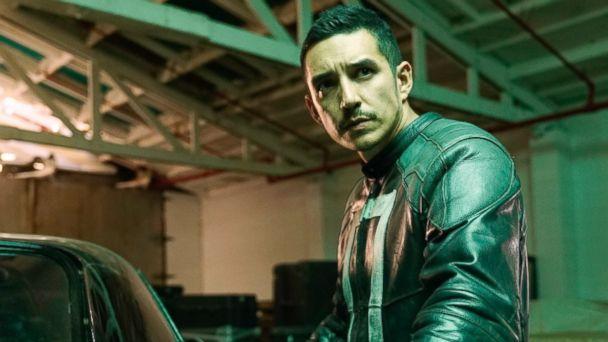 PHOTO: Gabriel Luna as Ghost Rider in a scene from
