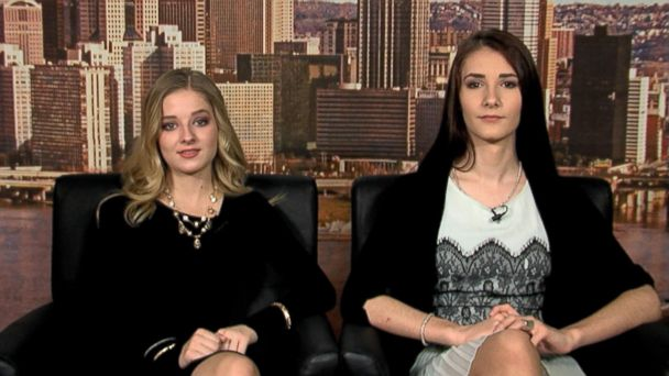 PHOTO: Jackie Evancho, 16, and her sister, Juliet Evancho, spoke on
