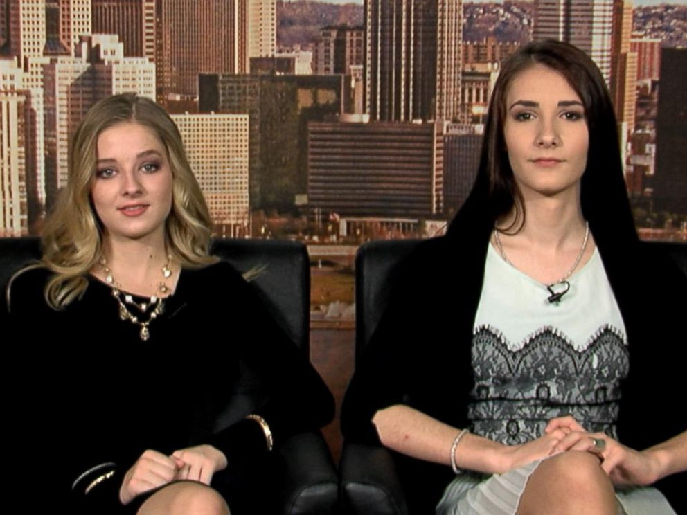 PHOTO: Jackie Evancho, 16, and her sister, Juliet Evancho, spoke on Good Morning America about the Trump administrations decision to roll back protections for transgender students.