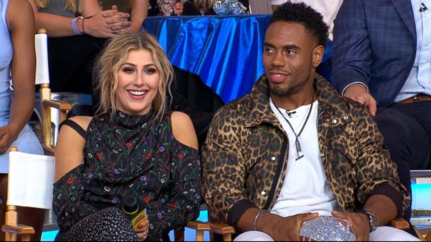 PHOTO: Rashad Jennings talks about the show's exciting finale on