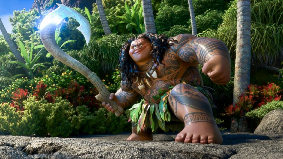 'Moana' cruises with $81.1M Thanksgiving weekend