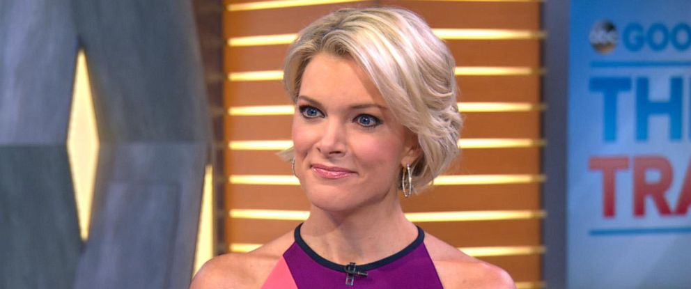 """PHOTO: Fox News host Megyn Kelly appeared on """"Good Morning America"""" to discuss her new book """"Settle for More."""""""