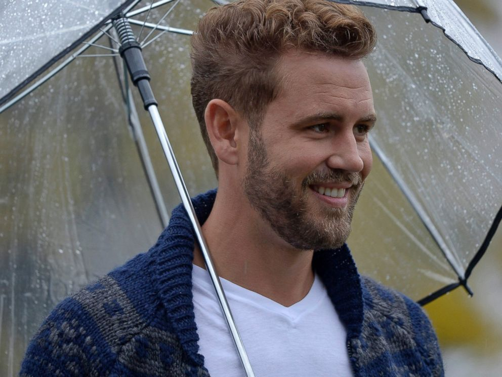 PHOTO: Nick Viall on The Bachelor.