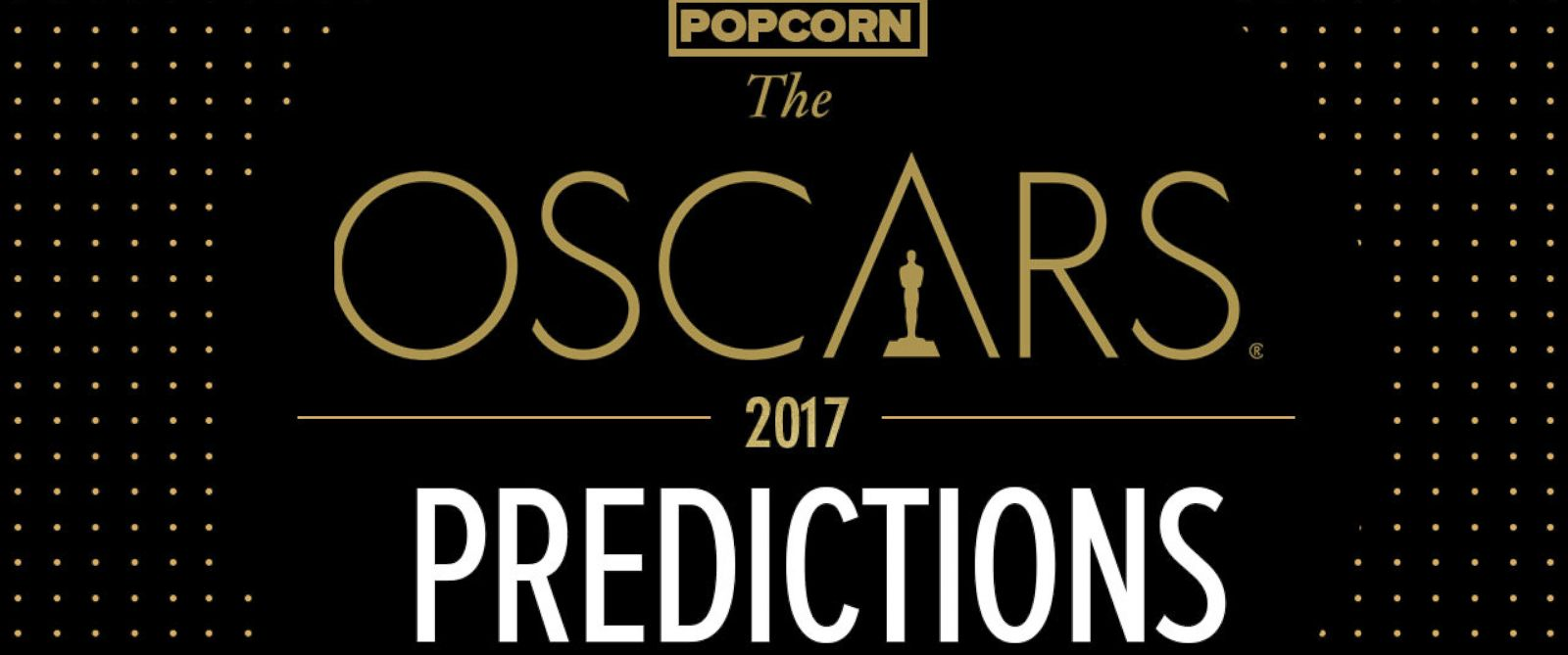 "PHOTO: ""Popcorn with Peter Travers,"" presents the 2017 Oscar predictions."