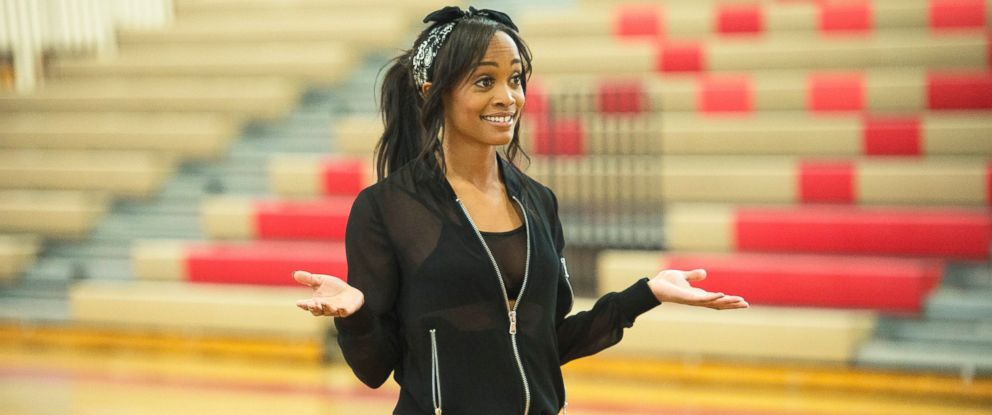 "PHOTO: Rachel Lindsay in a scene from ""The Bachelorette."""