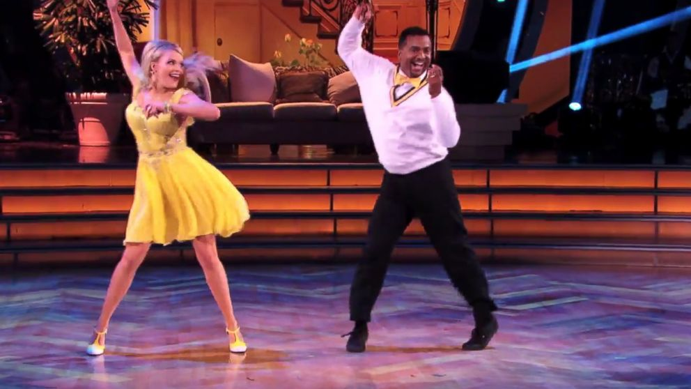 Carlton Dance Episode Carlton' on 'dancing With