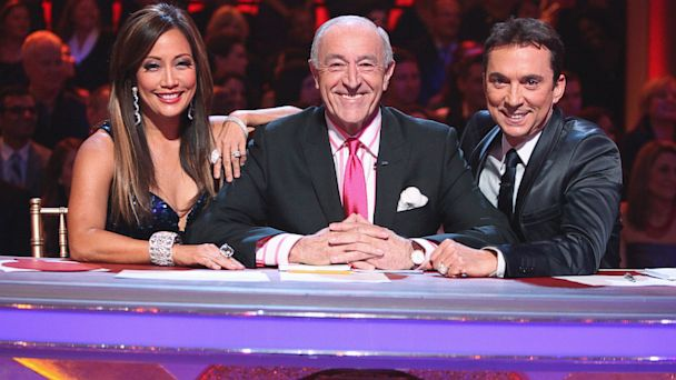 ABC DWTS judges jef 130916 16x9 608 Carrie Ann Inaba Makes Early DWTS Predictions, Relates to Cast