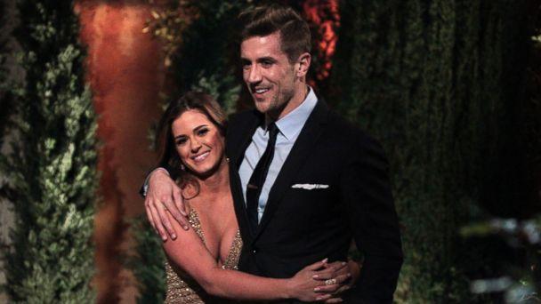 PHOTO: JoJo Fletcher and Jordan Rodgers on the 12th edition of ABC's hit romance reality series,