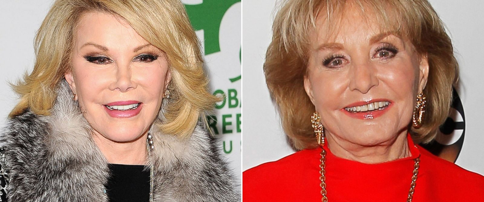 PHOTO: Barbara Walters remembers Joan Rivers.