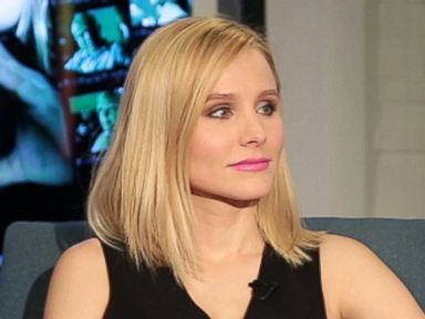 Kristen Bell: Paparazzi Run Red Lights Near Schools, Push Kids and Yell