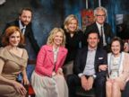 PHOTO: In a broadcast-exclusive interview, the stars of AMCs Mad Men joined creator Matthew Weiner and ABC News Diane Sawyer to swap secrets, talents and laughs.