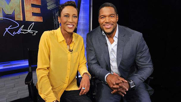 ABC Robin Roberts Michael Strahan ml 130923 16x9 608 In the Game with Michael Strahan