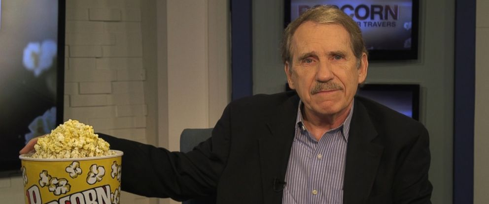 PHOTO: Peter Travers and his Oscars 2016 predictions.