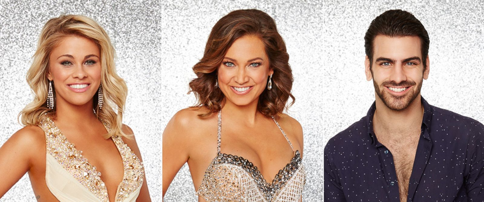 DWTS' 2016: Paige VanZant, Ginger Zee and Nyle DiMarco Battle It ...