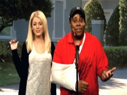 VIDEO: Saturday Night Live does sketch about Tiger Woods.