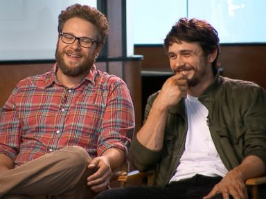 James Franco's Multitasking Is 'Not a Schtick'