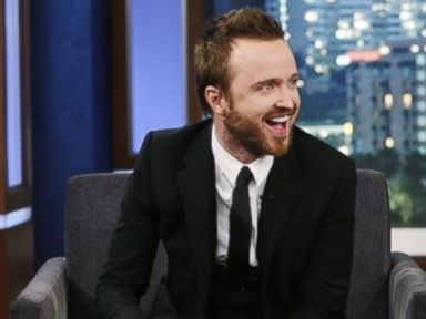 Aaron Paul Spent Boozy Weekend with Michael Jackson in a Castle