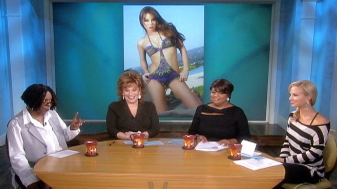 VIDEO: The View debates the profession of the woman involved with Charlie Sheen.