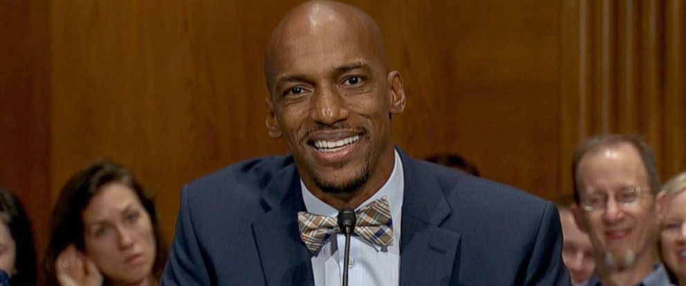 """PHOTO: """"American Horror Story: Coven"""" actor Ameer Baraka speaks about his dyslexia."""