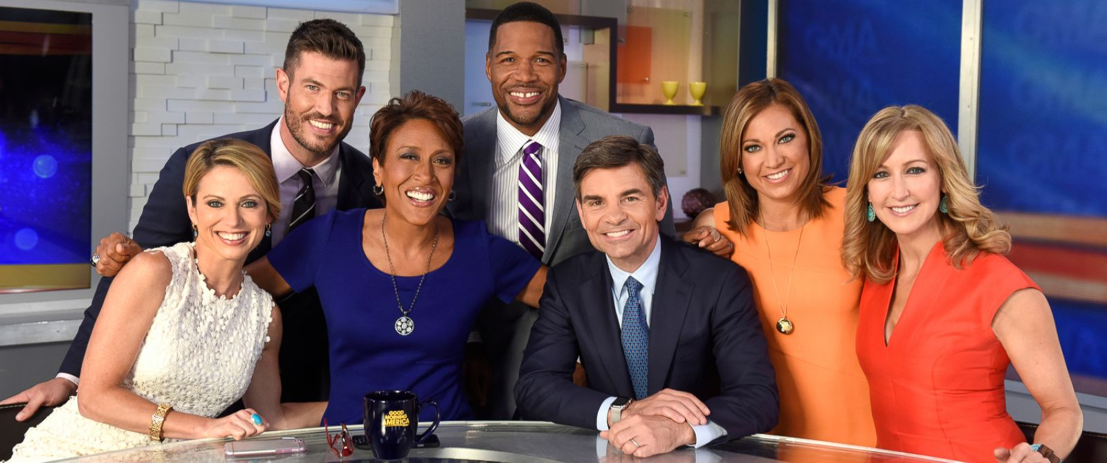 """PHOTO: Visit the """"GMA"""" Times Square studio and and be a part of our live audience!"""